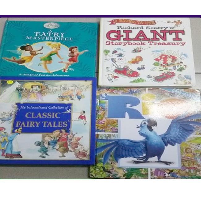 Second Hand Used Children Books/Story Books Supply in Bulk