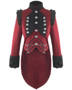 000a65701933 Velvet Victorian Steampunk Vintage Tail Coat Trench Tailcoat Military  Bomber Jacket, High Quality Gothic Velvet