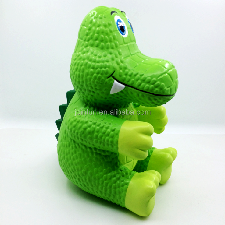 Custom plastic coin savings bank,animal saving coin bank,plastic coin saving bank