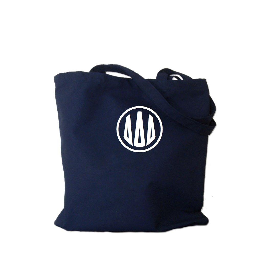 Delta Delta Delta Bag - Monogram Style