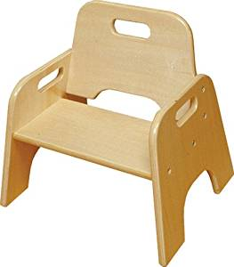 """A+ Childsupply Stackable Toddler Chair 8"""""""