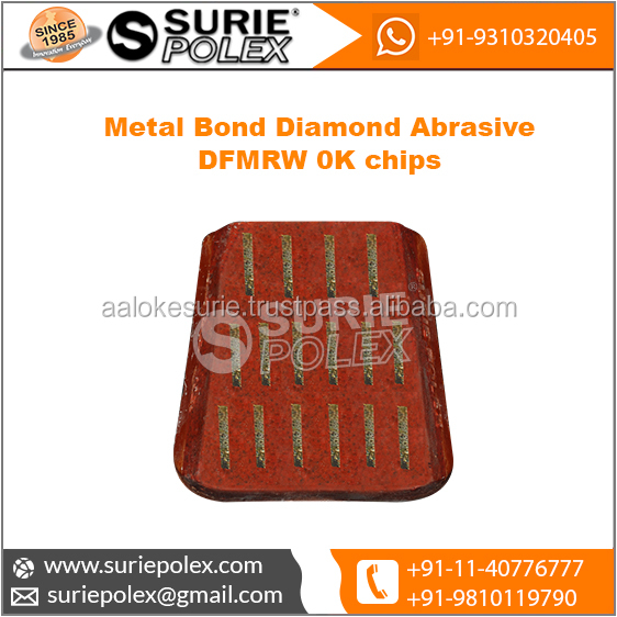DFMRW Frankfurt Metal Bond Diamond Abrasive