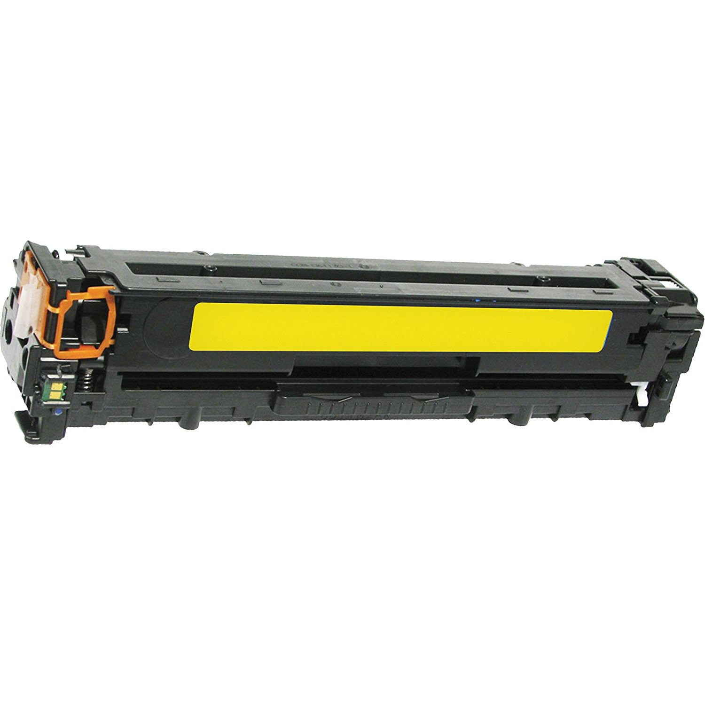 1 Inktoneram Replacement toner cartridge for HP CF382A 312A Yellow Toner Cartridge Color LaserJet Pro M476nw M476dw MFP M476dn