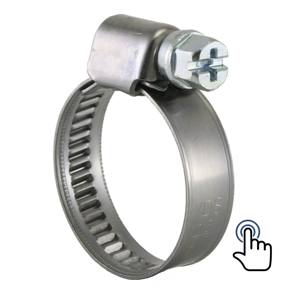 American Type Heavy Duty Clips High Torque Hose Clamp