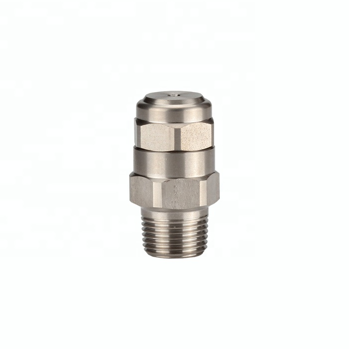 BB Series 1/8 - 4 Inch Water Jet Stainless Steel Full Cone Spraying Nozzle