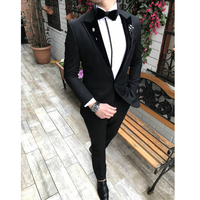 New Fashion High Quality Men Tuxedo Slim Fit Suit
