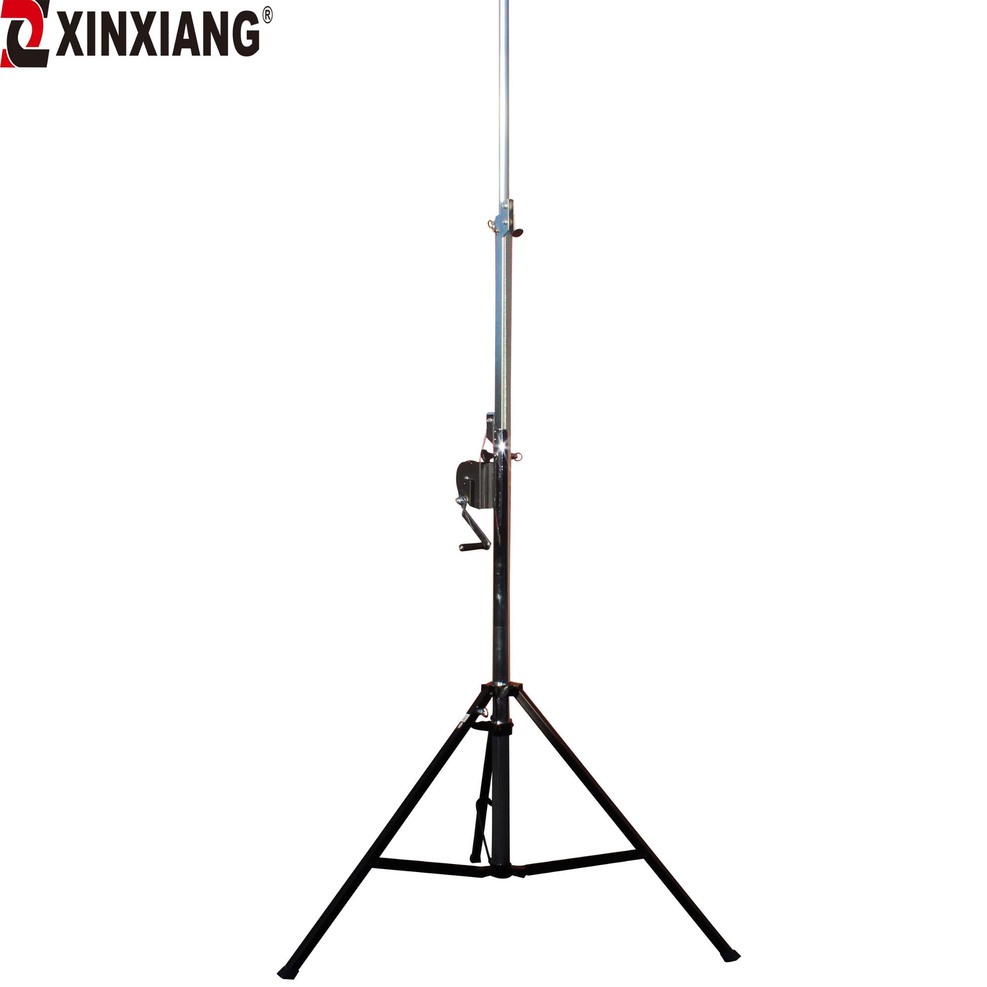 China supplier led strip light accessories spotlight studio light tripod stand