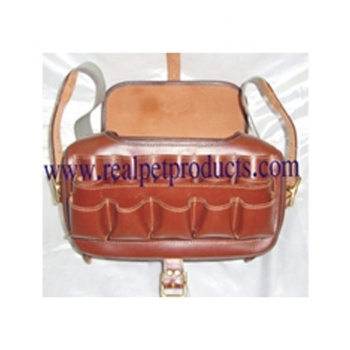 Easy Carry Genuine Leather Camer Bag