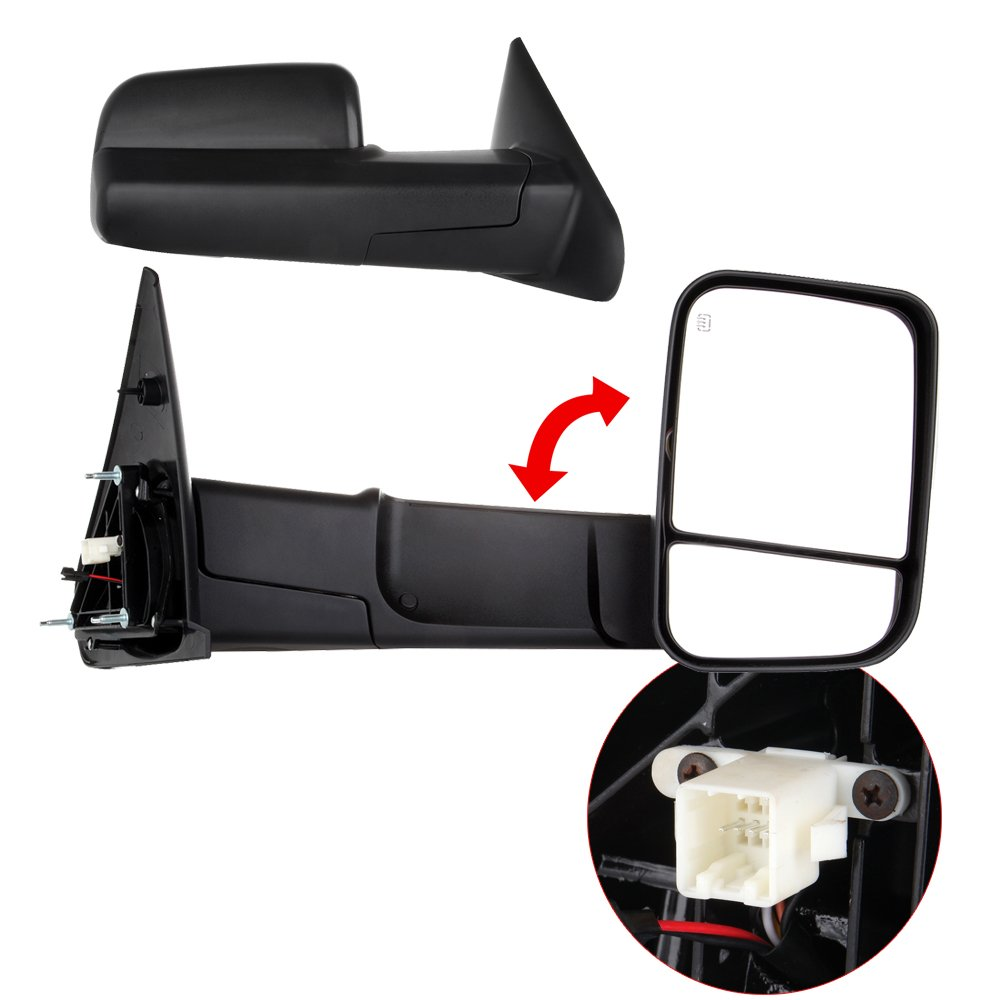 Cheap Truck Door Mirrors Find Deals On Line At 1980 Ford Bronco Mirror Get Quotations Scitoo 2002 08 Dodge Ram 1500 Side View 03 09