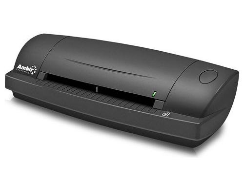 AMBIR, Ambir DS687 Duplex A6 ID Card Scanner (Catalog Category: Computer Technology / Input Devices)