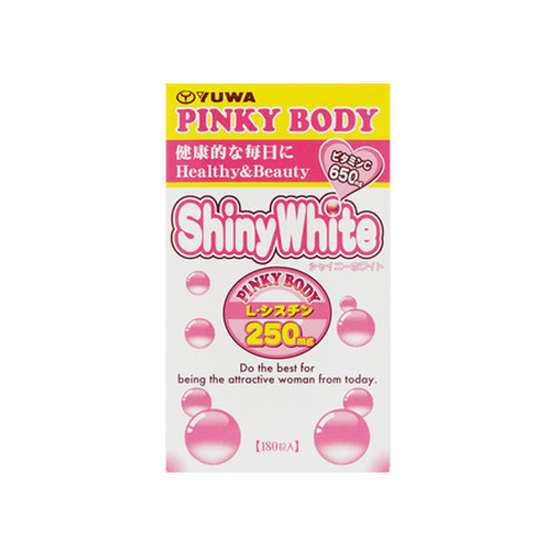 Shiny White Whitening supplement Made in Japan