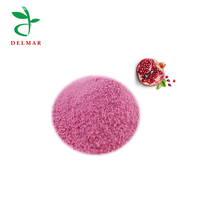High Quality Spray Dried Instant Fruit Powder, Concentrate Pomegranate Juice Powder