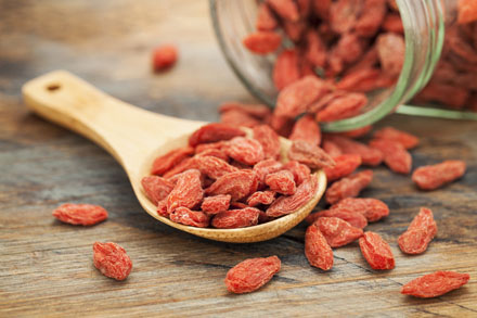 Dried goji Berry 2017 hot sale