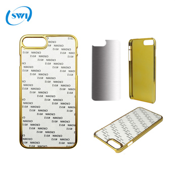 Custom printing thin glossy hard pc cell phone for iphone 5 6 5s 6s 7s 8 7 Plus case