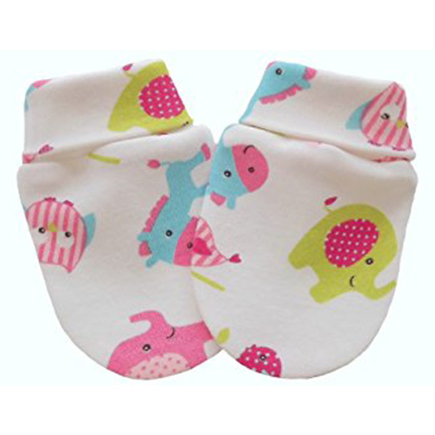 Baby Mittens Cotton Booties At Lowest