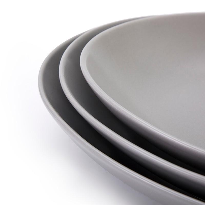Custom ceramic sushi plate manufacturers for restaurant-4