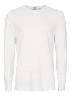 White Full Sleeves T-shirt - Buy Men's Full Sleeves T-shirt,100 ...