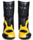 Yellow Black / new arrive motorcycle men racing boots /Motocross Boots/Motorbike boots