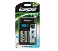 Energizer 1 Hour Charger with 4xAA 2300mAh Batteries