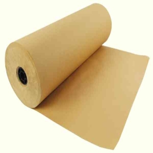 Custom Printing Recyclable Food Grade Wrapping Kraft Paper for sale