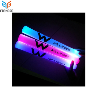 Event and Party Decoration LED Flashing Light Foam Glow Stick