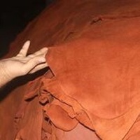 Wholesale Made in Bangladesh 10+ sft Cow Died Crust Leather