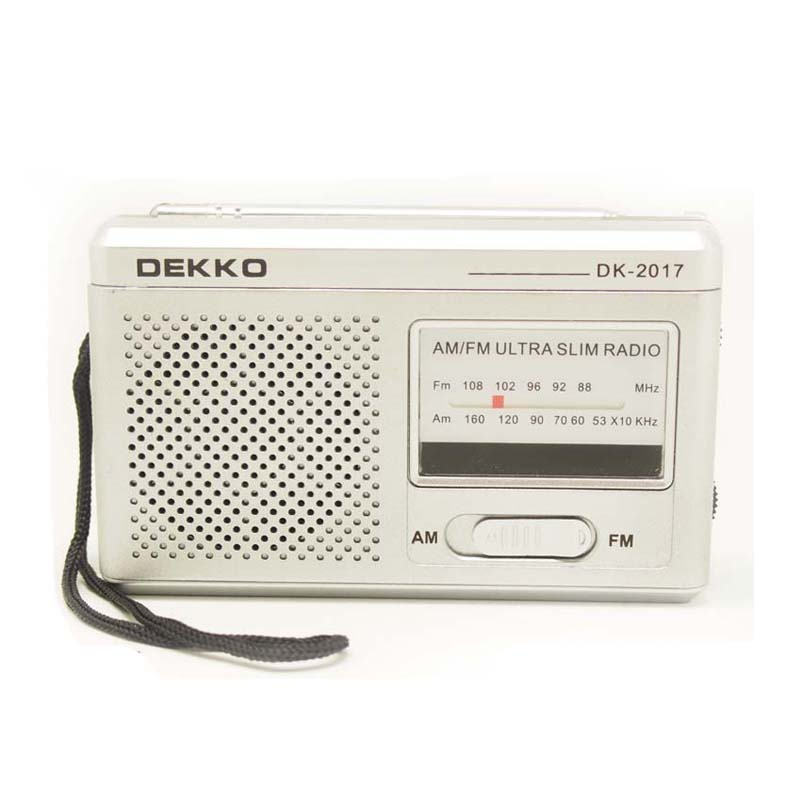 Tragbare high sensitive empfang mini bin fm dekko radio