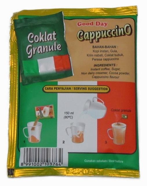 Source Good Day Coffee Powder Cappuccino 6 X 30 X 25gr Indonesia Origin On M Alibaba Com