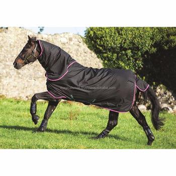 Horse Rug Neck 600d Medium Weight