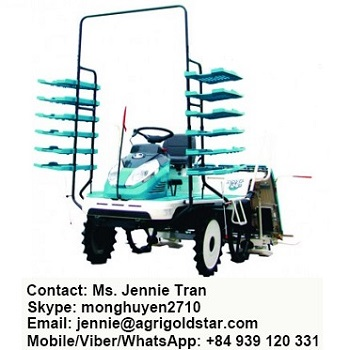 RICE TRANSPLANTER - MADE IN THAILAND - EXPORT WORLDWIDE - LOWEST PRICE -  HIGHEST QUALITY - STRONGEST ENGINE - SALE, View rice transplanter 68C,  KUBOTA