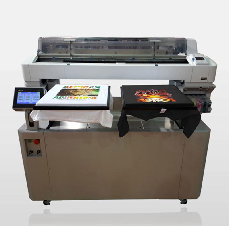 Industrial T-shirt DTG printer for clothes cotton