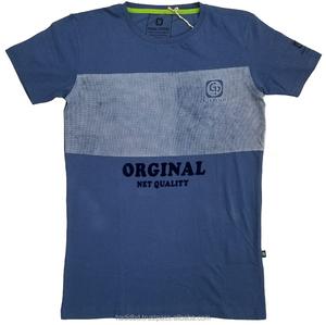 Bangladesh Garments Stocklot/ Shipment Cancel/ Surplus/ Apparel Clearance  Stock 100% Export Quality Men's S/S T-Shirt