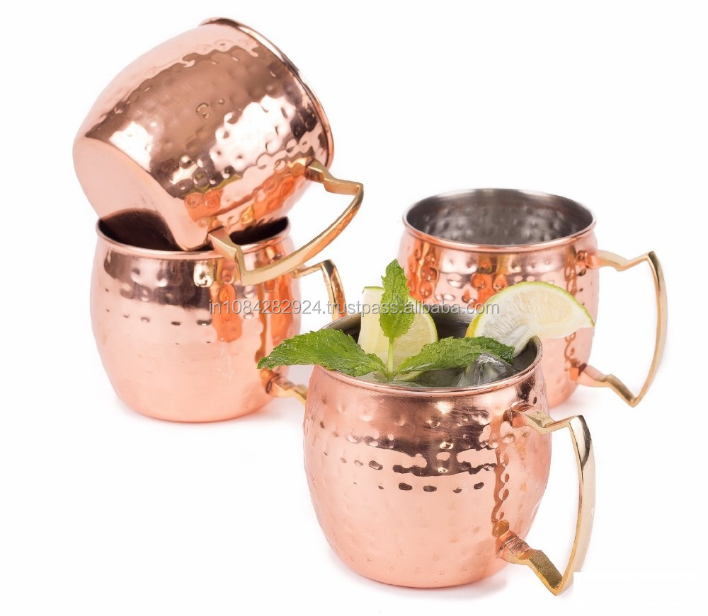 new moscow mule becher 100 geh mmert nickel poliert copper 16 unzen becher produkt id. Black Bedroom Furniture Sets. Home Design Ideas