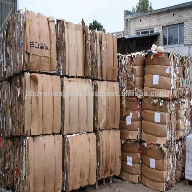 OCC/Old Corrugated Carton/Paper Scraps!