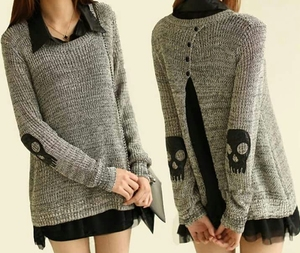 Exportable high quality women's 100% cotton sweater from Bangladesh