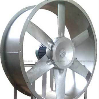 Industrial Ventilation Axial Flow Fan Exhaust Fan For ...