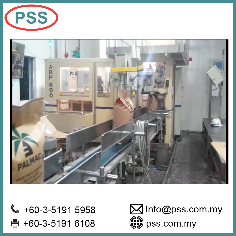 Industrial Product Packaging Machine 15KG to 50KG Automatic Bagging filling Machine