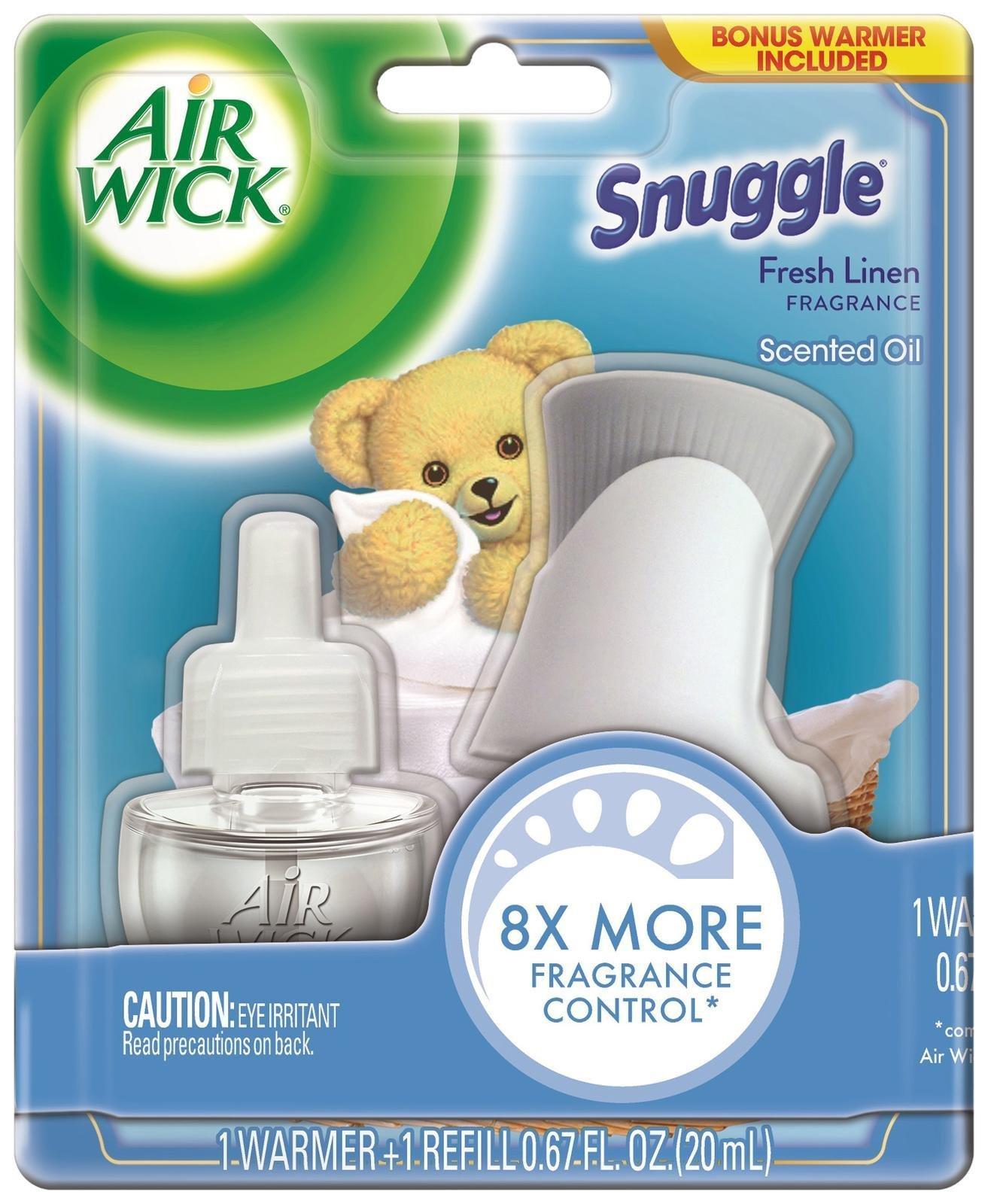 Air wick snuggle jaquar tubelight