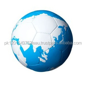 Simple World Map Football