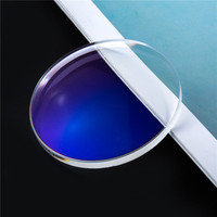 Price of Glasses Lenses 1.56 Blue Light Protect UV420 Blue Block Control Single Vision Optical Eyeglass Lenses