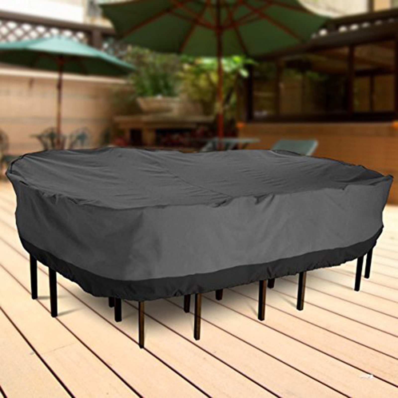 covers rectangular large taupe side cover ottoman living table ottomanside furniture ravenna deals patio outdoor classic accessories