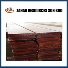 Solid Truck Flooring Wood