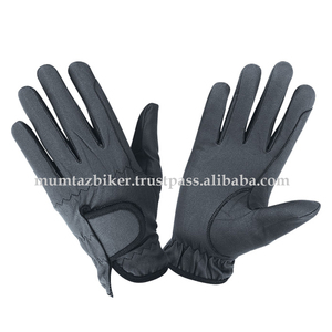 Brand New Elastic Back Horse Riding Glove