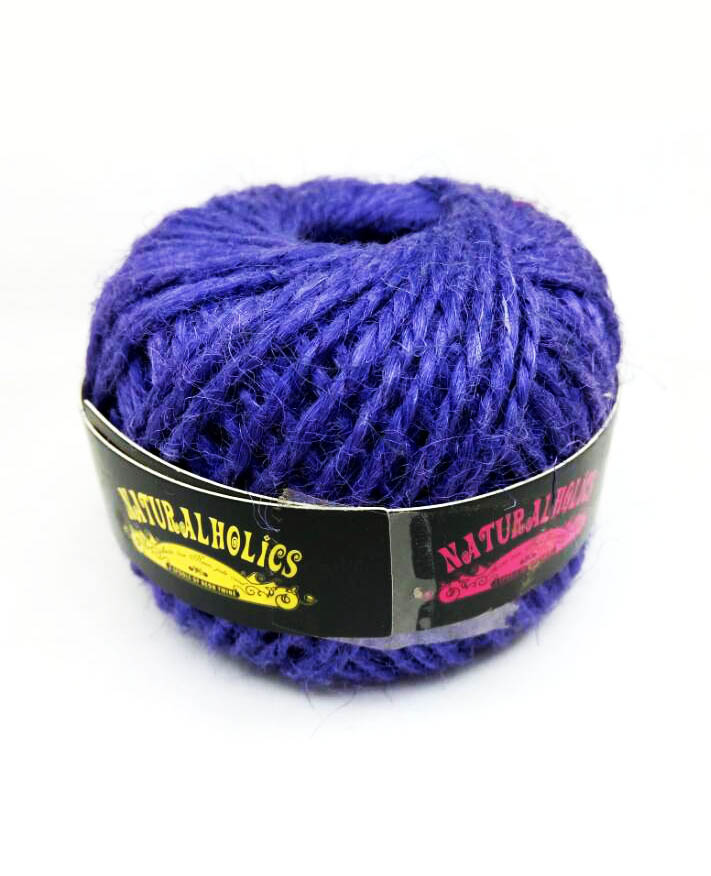 2018 Neon Jute cord Jute ball Decorative Packaging, String arts diy craft