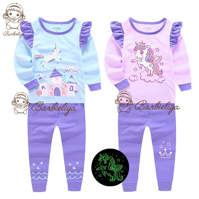 5a08c1fd5 Pijamas de los niños de moda ropa de niña Niño a granel al por mayor de