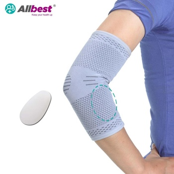 3D Pattern Athletic tennis elbow brace  Arm Compression Sleeves Support