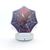 LED 3d spider man night light for kids caring manufacture price