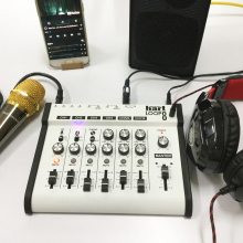 Taiwan 220 V ~ 240 V Phantom Powered Sound Mixer Voor Home <span class=keywords><strong>Studio</strong></span>