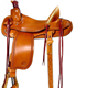 Exclusive Collection of 100% Leather Western Saddle for Horse Racing