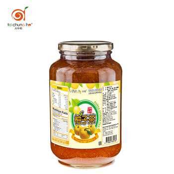 2019 Hot sale Tachungho 2kg Citron Pulp Jam